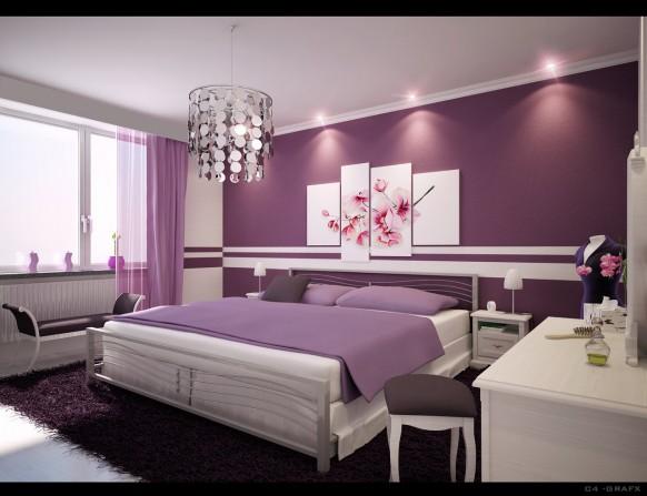 Топ 10 модерни интериора за спалня