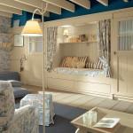 Семпъл и изчистен интериор за детската стая в типичния английски стил