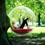 С Cocoon 1 спокойствието може да дойде дори в ожвен парк