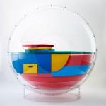 Индивидуално пространство с модулни мебели - Cocoon 1