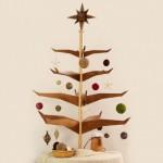 Коледно дръвче в скандинавски стил