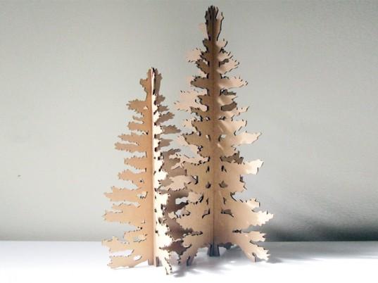 Екологични коледни дръвчета
