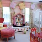Момичешки интериор за детска