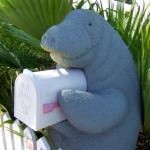 Пощенска кутия за градина