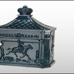 Пощенски кутии от ковано желязо