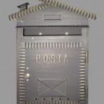 Класическа пощенска кутия за къща