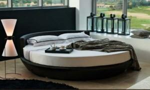 Кръгла спалня