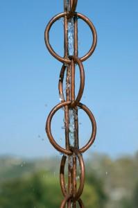 Как се правят дъжовни вериги?