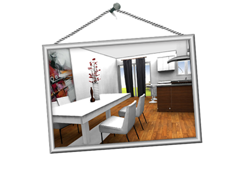 HomebyMe – безплатна програма за интериорни проекти