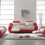 Обзавеждане в бяло и червено