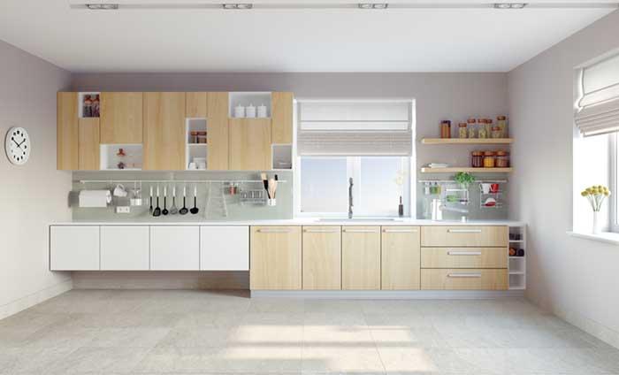 Видове дизайн на модулни кухни